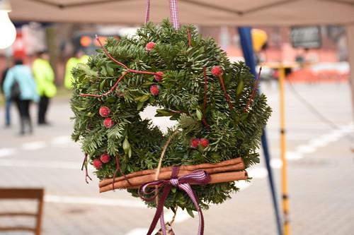 2017 - Rozsvícení vánočního stromu