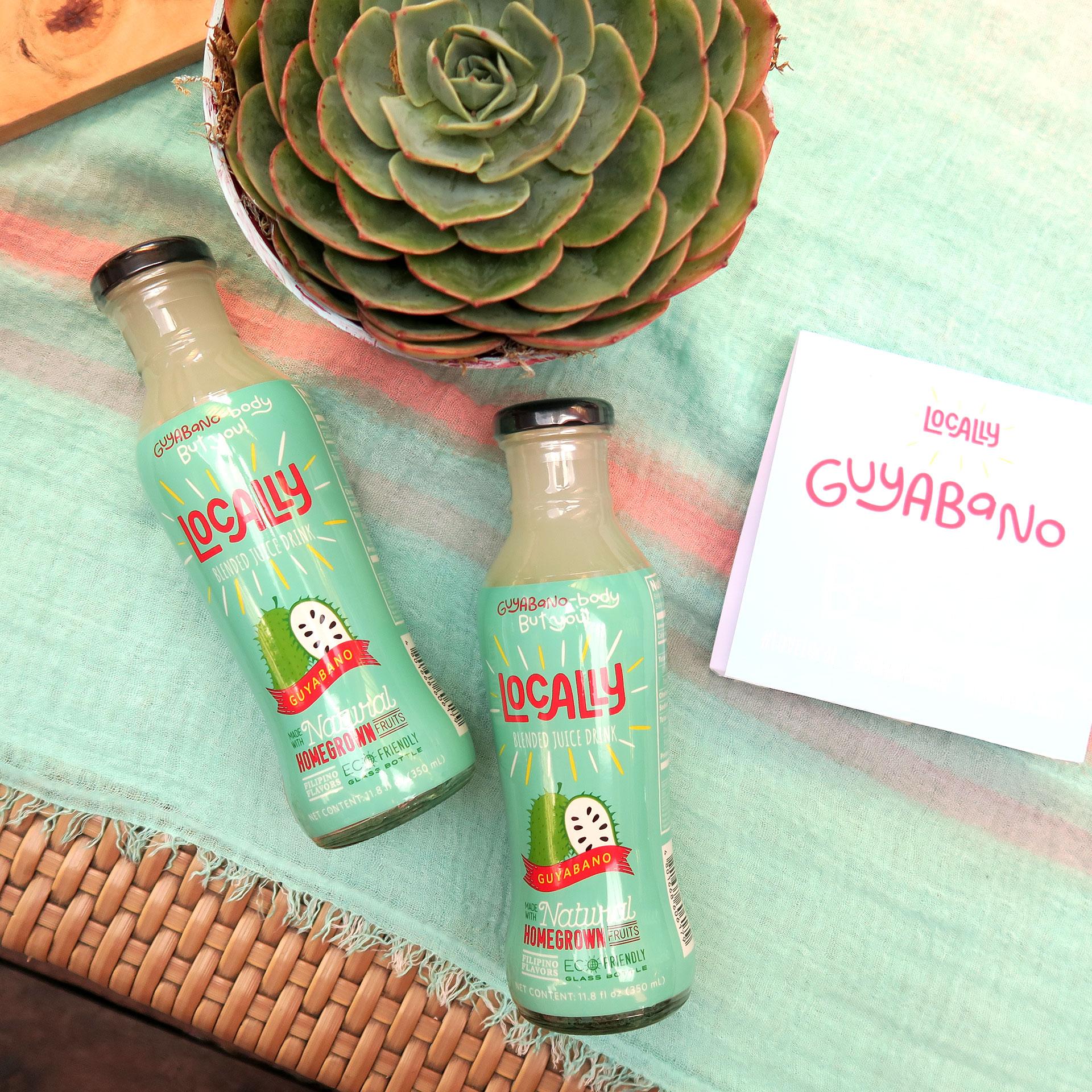 5 Locally Blended Juice Drink Review Photos - Gen-zel She Sings Beauty
