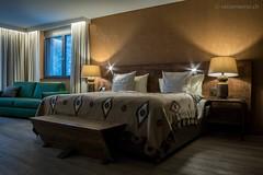 Schlafzimmer Valsana Hotel & Appartements Arosa