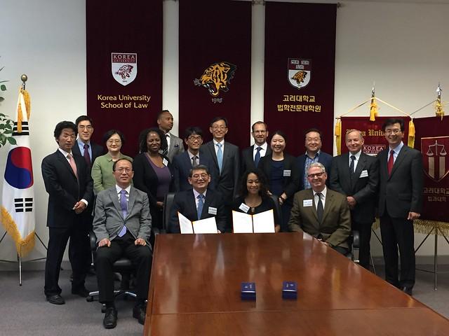 Korea Law Center Joint Symposium 2017