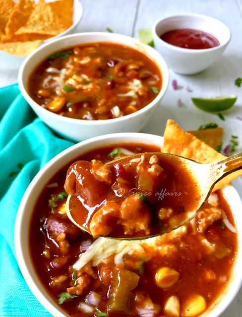 Chicken Chilly Bean Soup 7