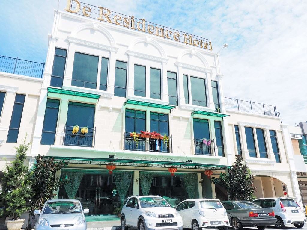 De Residence Boutique Ipoh Hotel