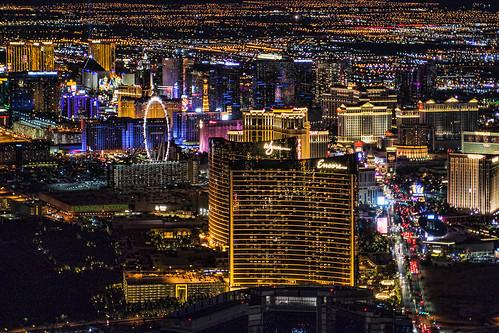 The Vegas Sensation