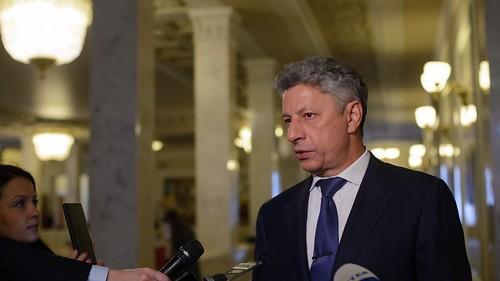 Юрій Бойко: «Влада повинна або почати діяти на благо українських громадян, або скласти свої повноваження і оголосити дострокові вибори»