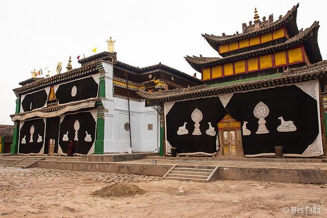 Monasterio de Rongwu en Repkong