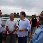 Em Bofete, Paulinho da Força se reúne com lideranças