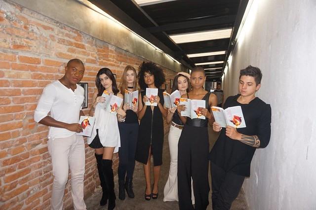 Lançamento livro Cacau Novaes - São Paulo - Parte I