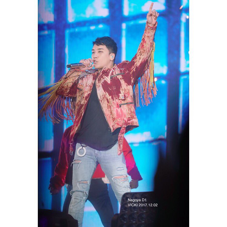 BIGBANG via pandariko - 2017-12-02  (details see below)