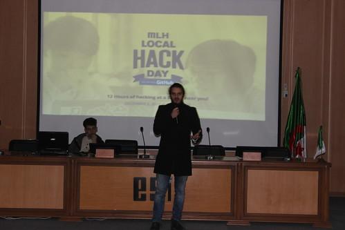 Event LocalHackDay
