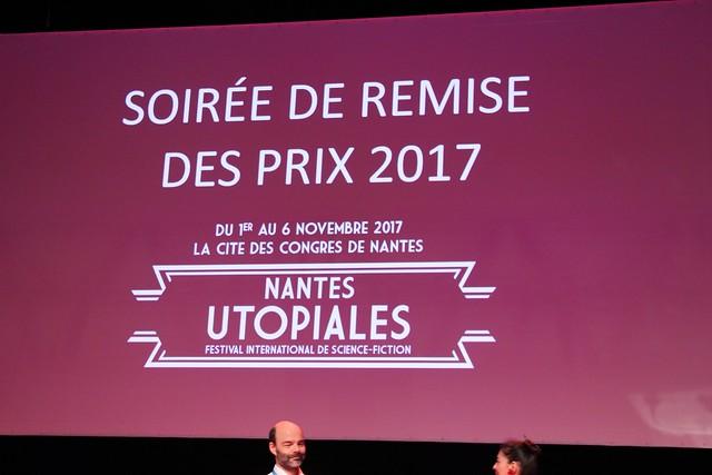 Utopiales 2017 : samedi 4 novembre