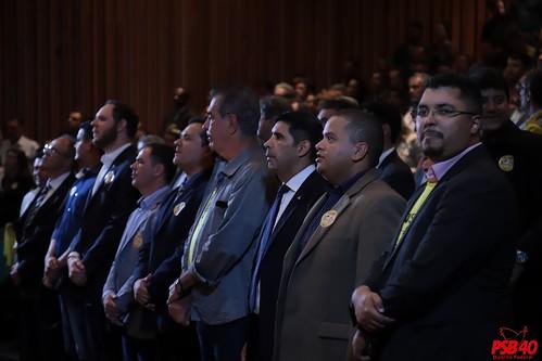 Cerimônia de Posse Executiva, Segmentos e Presidentes Zonais PSB/DF - 07.11.2017