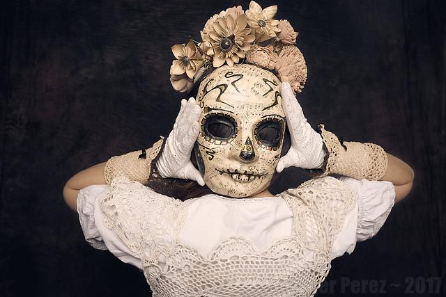 Calavera Steampunk ~ Mona Longueville