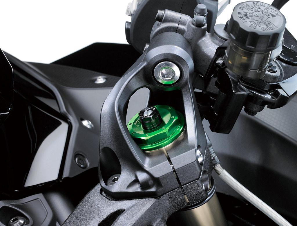 Kawasaki NINJA H2 SX  SE 2019 - 32