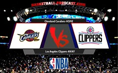 Cleveland Cavaliers-Los Angeles Clippers Nov 17 2017