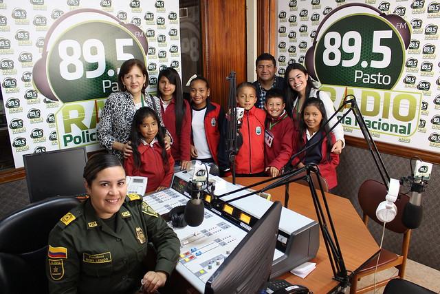 Entrevista Radio Policía Nacional Pasto