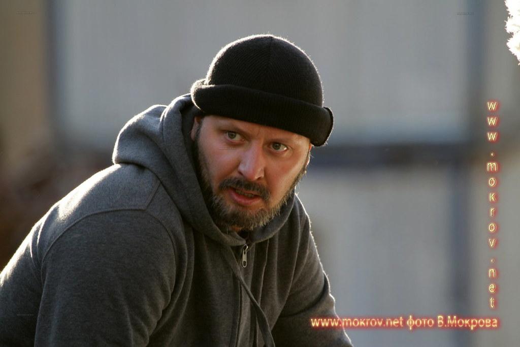 Актер Влад Котлярский - Стас Карпов.