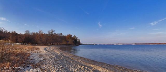 The Potomac Shoreline at, Fujifilm FinePix S4250WM