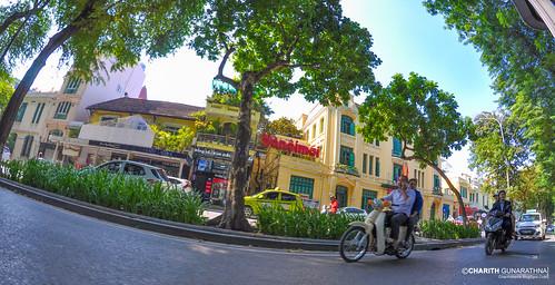 Hanoi City Life - Vietnam