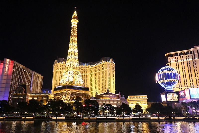 美國,內華達州,拉斯維加斯,賭城,夜遊,景點,免費,懶人包,旅行,自由行,旅遊資訊,行程規劃