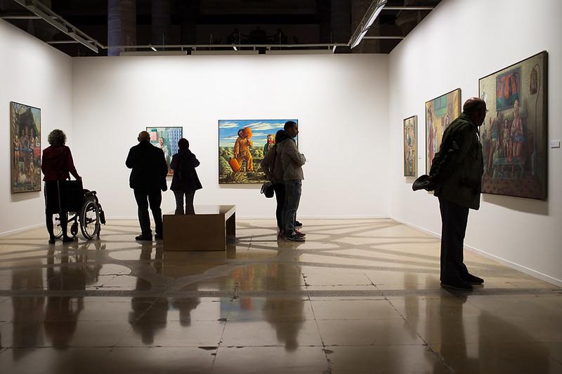 Exposición Ignacio Fortún