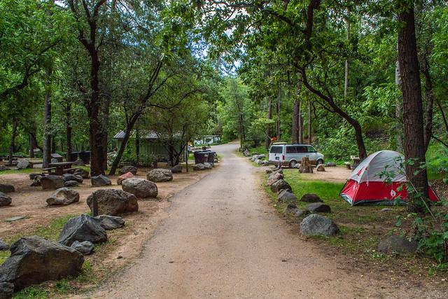 Camping: Manzanita Campground
