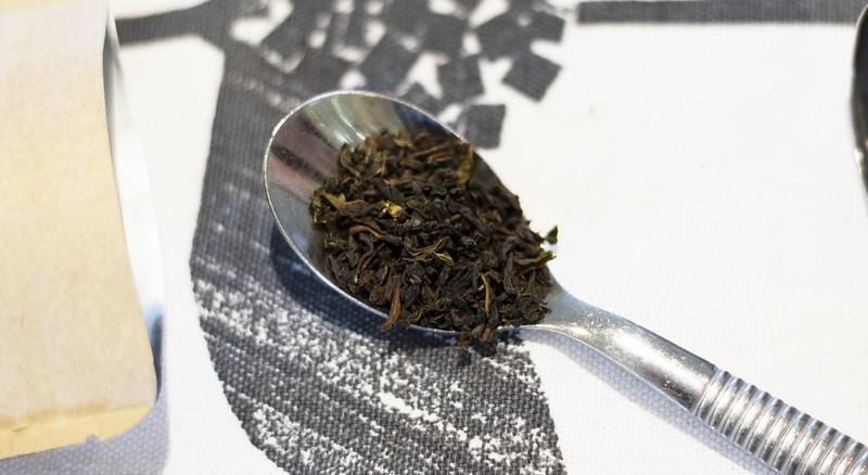 Ceylon Nuwara Eliya FBop Tea Makers Leaves