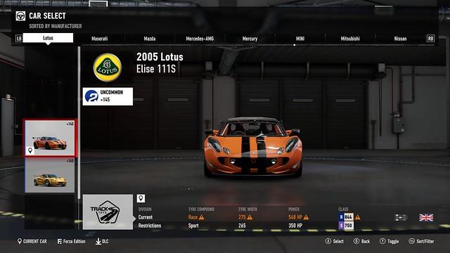 FM7 | Open HP (FWD/RWD/AWD) Sonoma Raceway - Short Circuit 37642118585_66b0200f0d_z