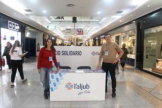 ACNUR en el Espacio Solidario