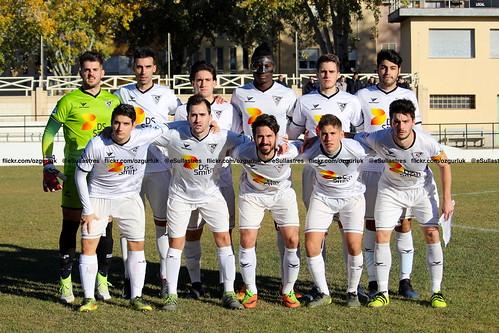 XI del Andorra CF: