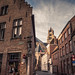 Bricks of Bruges /Les briques de Bruges