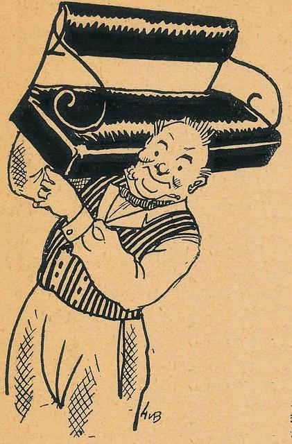 zonneschijn-kerstboek 1929 Ill  Harmsen van Beek   pg  110