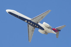 N987DN - Delta Airlines - Boeing 717