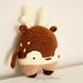 Petite Reindeer Amigurumi