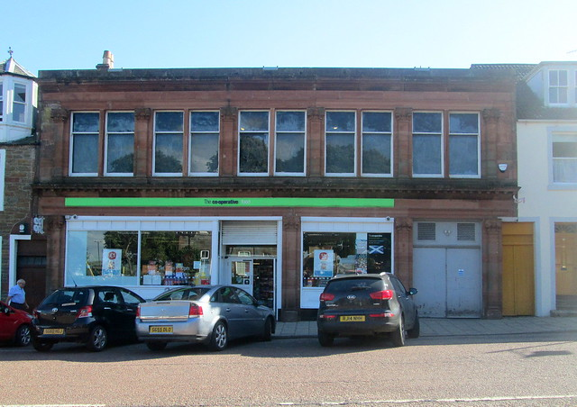 Art Deco Co-op, Kirkcudbright