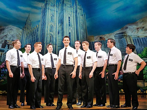 "Fairwinds Broadway in Orlando presents ""The BOOK of MORMON"""