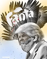 The Fanta President... and not just because it's orange... #trump