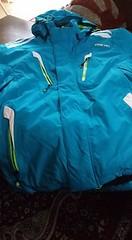 prodám pánskou lyžařskou bundu a kalhoty XL Alpine - titulní fotka