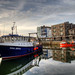 Sutton Harbour Reflections 28th August 2017