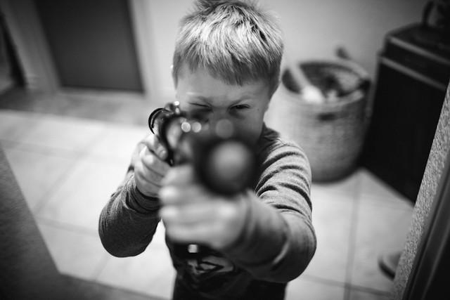 Popper Gun!