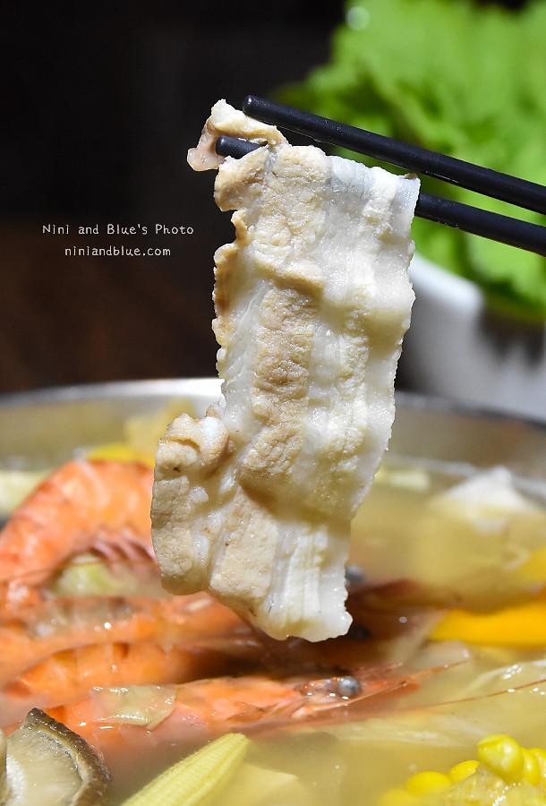 台中天津路張老甕酸菜白肉鍋22