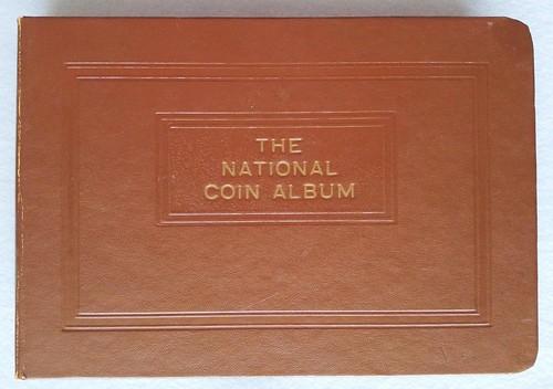 National Album binder
