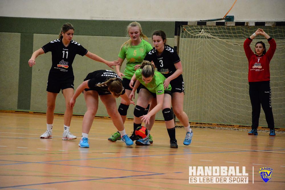 20171105 Laager SV 03 Handball wJA - SSV Einheit Teterow (33).jpg