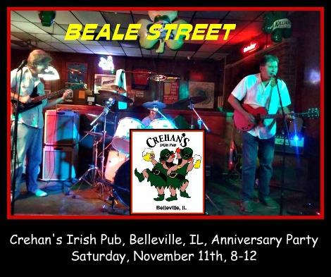 Beale Street 11-11-17