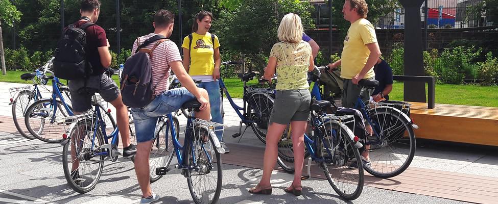 Stedentrip Belgrado, fietsen in Belgrado | Mooistestedentrips.nl