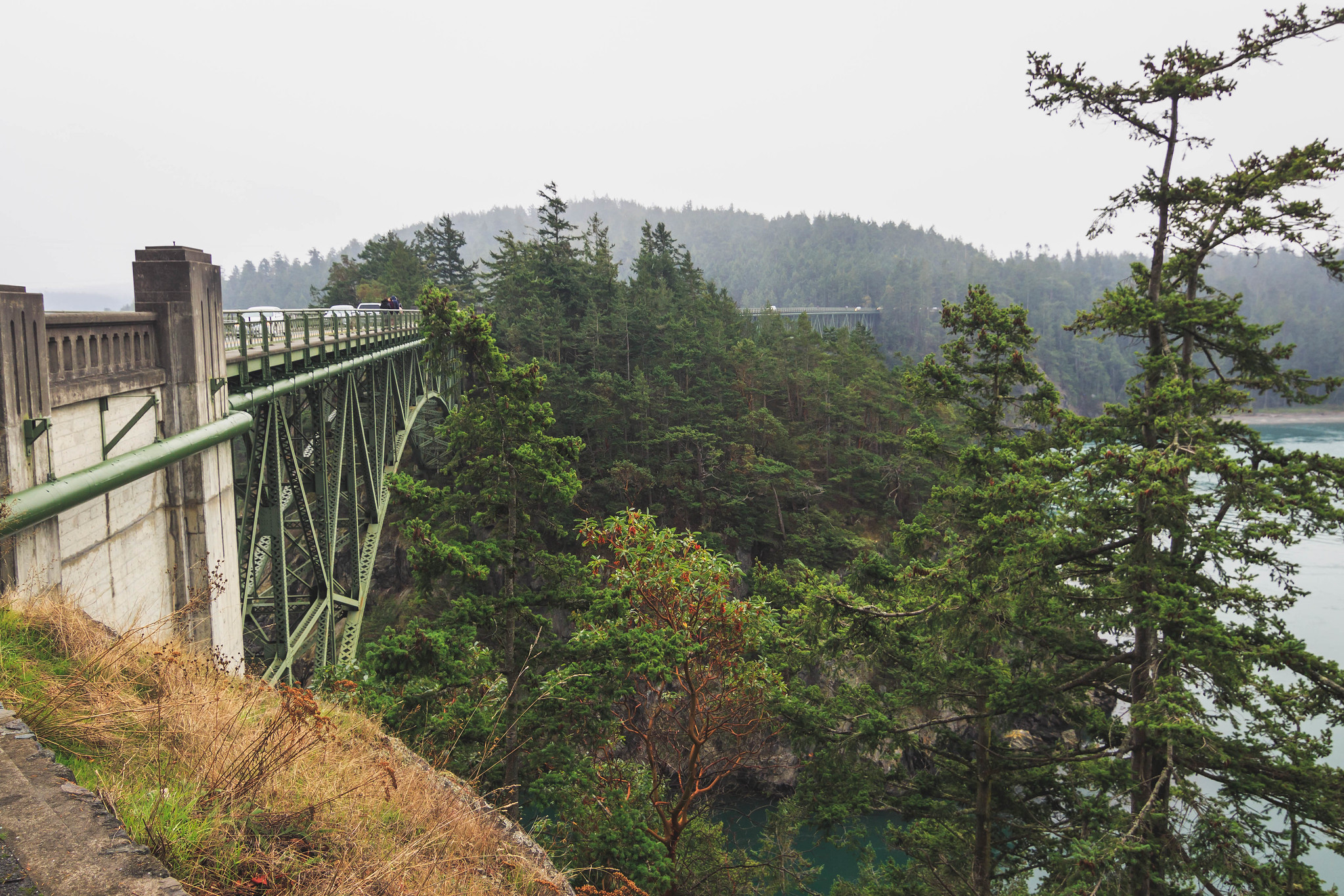 Bridge all the way
