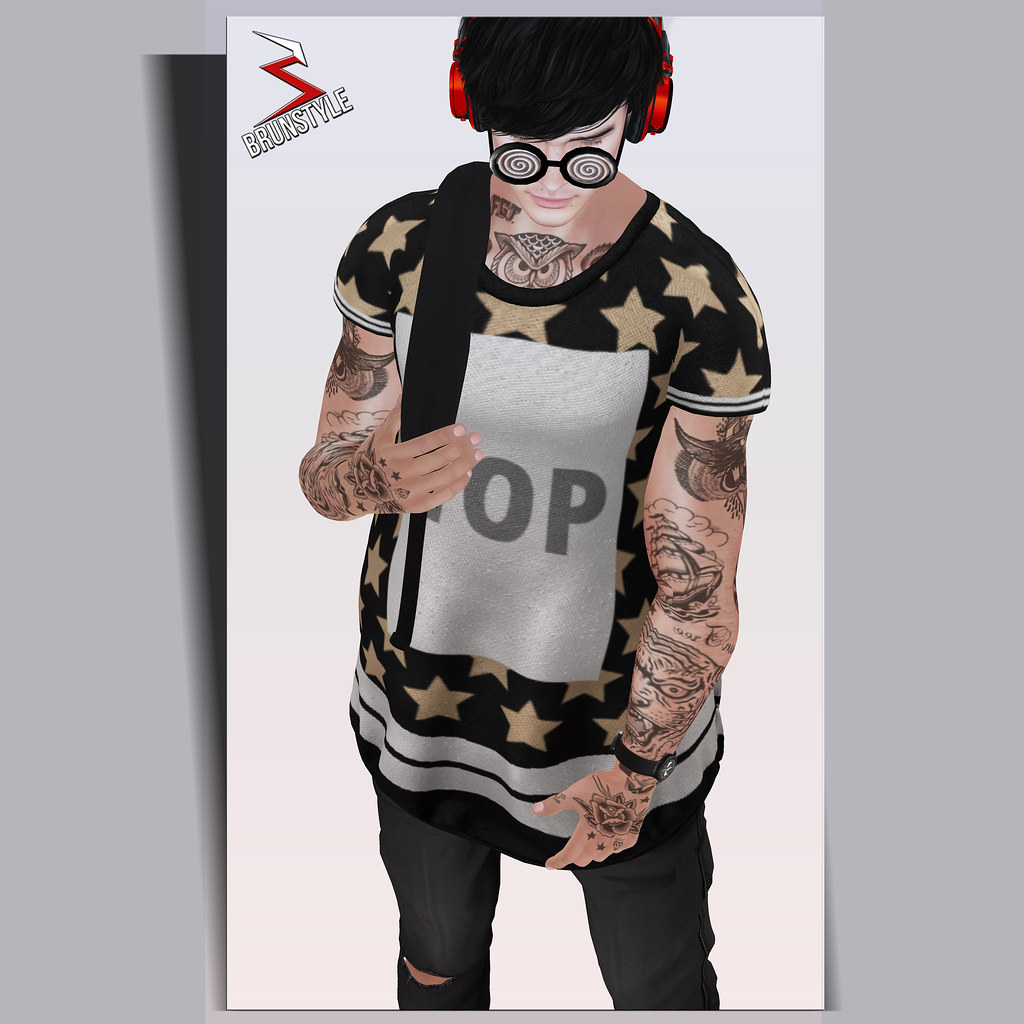 [BrunStyle] Flamboyant Shirt (Fitted Mesh) - TeleportHub.com Live!