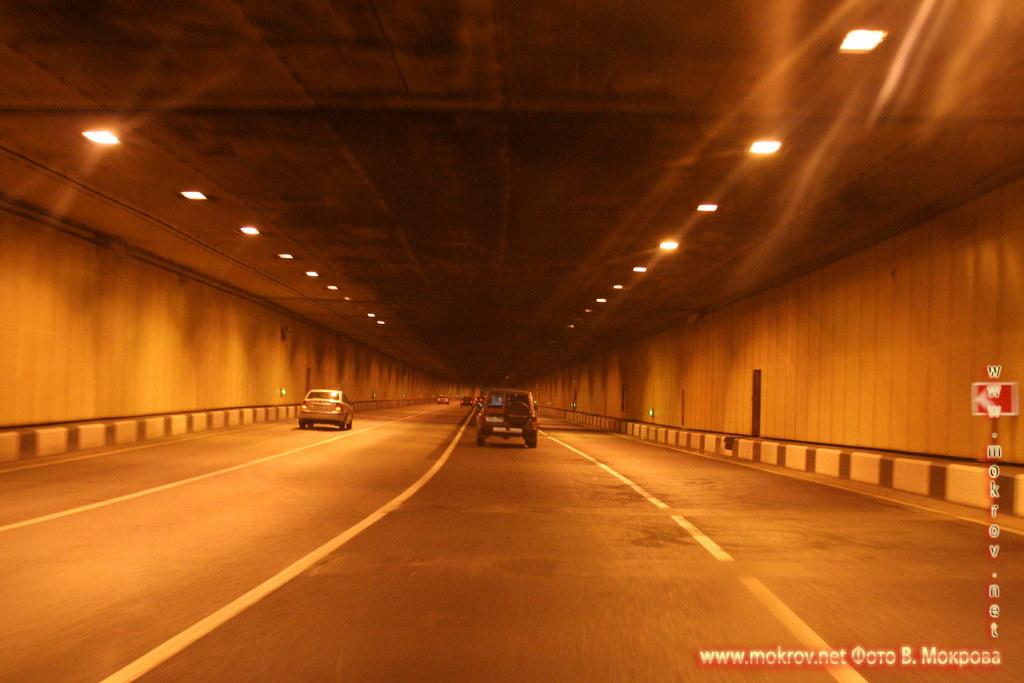 Лефортовский тоннель.