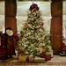 Christmas Decorations at the Hotel Roanoke 2017