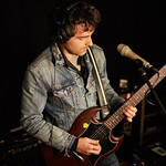 Thu, 09/11/2017 - 4:24am - Blitzen Trapper Live in Studio A, 11.9.17 Photographer: Gus Philippas