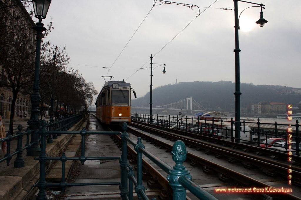 Столица Венгрии - Будапешт фото.